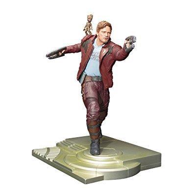Kotobukiya Guardians Of The Galaxy Vol 2 Star Lord With Groot Artfx Statue
