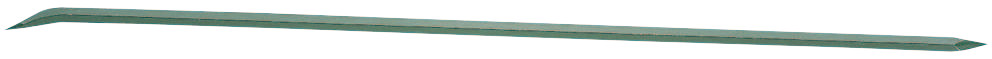 Ames True Temper San Angelo Digging Bars, Chisel Flat; Chisel Diamond Point Tip, 60 in by Ames True Temper®