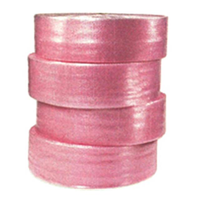Anti-Static Air Bubble Roll,3/16 in,Pink 39UK97