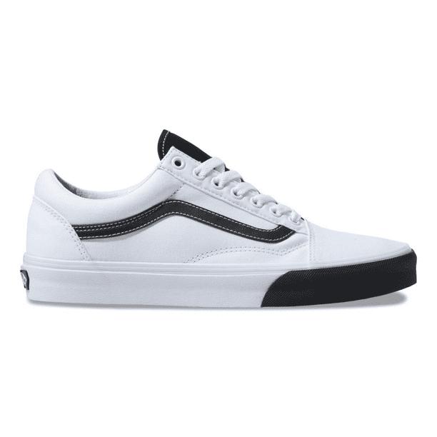 Vans Unisex Old Skool Skateboarding Shoes (5.5 M/7 W)
