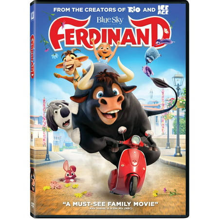 Ferdinand (DVD) (Children's Halloween Movies 2017)