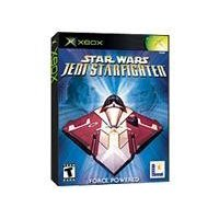 Star Wars Jedi Starfighter - Xbox - DVD - English