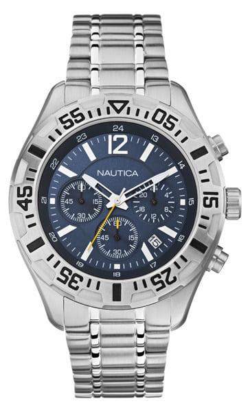 NAUTICA MEN'S WATCH NST 402 45MM by Nautica