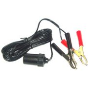 US Hardware RV-482B Extension Cord, Female Receptacle, Black Jacket