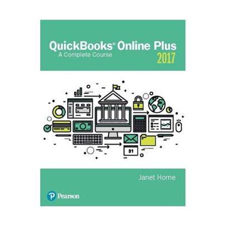 Quickbooks(r) Online Plus : A Complete Course 2017