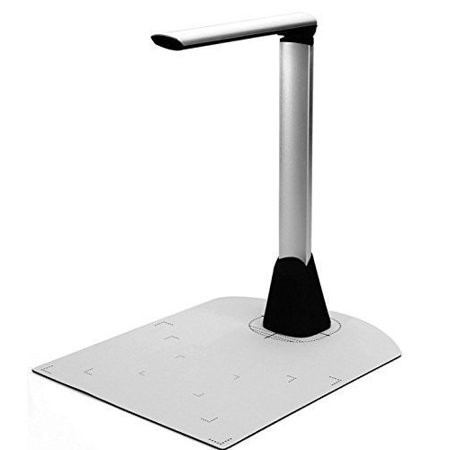 Sobetter 5 Megapixel High Definition Document Camera Scanner With Built In Microphone Organizer For Office  Classrooms  Libs  Meeting Room
