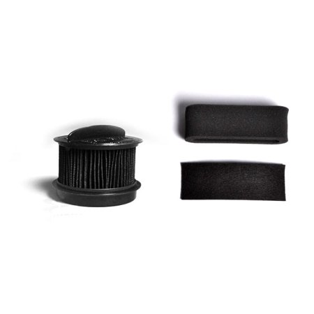 Bissell Model 95P1, 73G8 Filter Kit for Bissell CleanView Helix Vacuum, Includes Pleated Cartridge Filter Plus 1 Wrap Around Filter and 1 Post Motor Filter