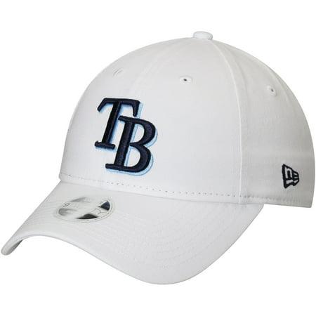 Tampa Bay Rays New Era Women's Preferred Pick 9TWENTY Adjustable Hat - White - -