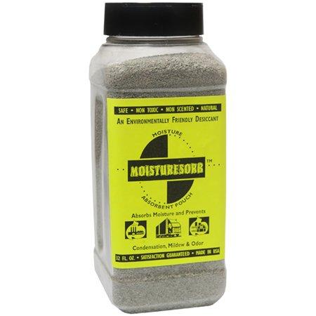 Absorbent Granules - MOISTURESORB Eco Moisture Removal 4 mm Granules: 50 lb.