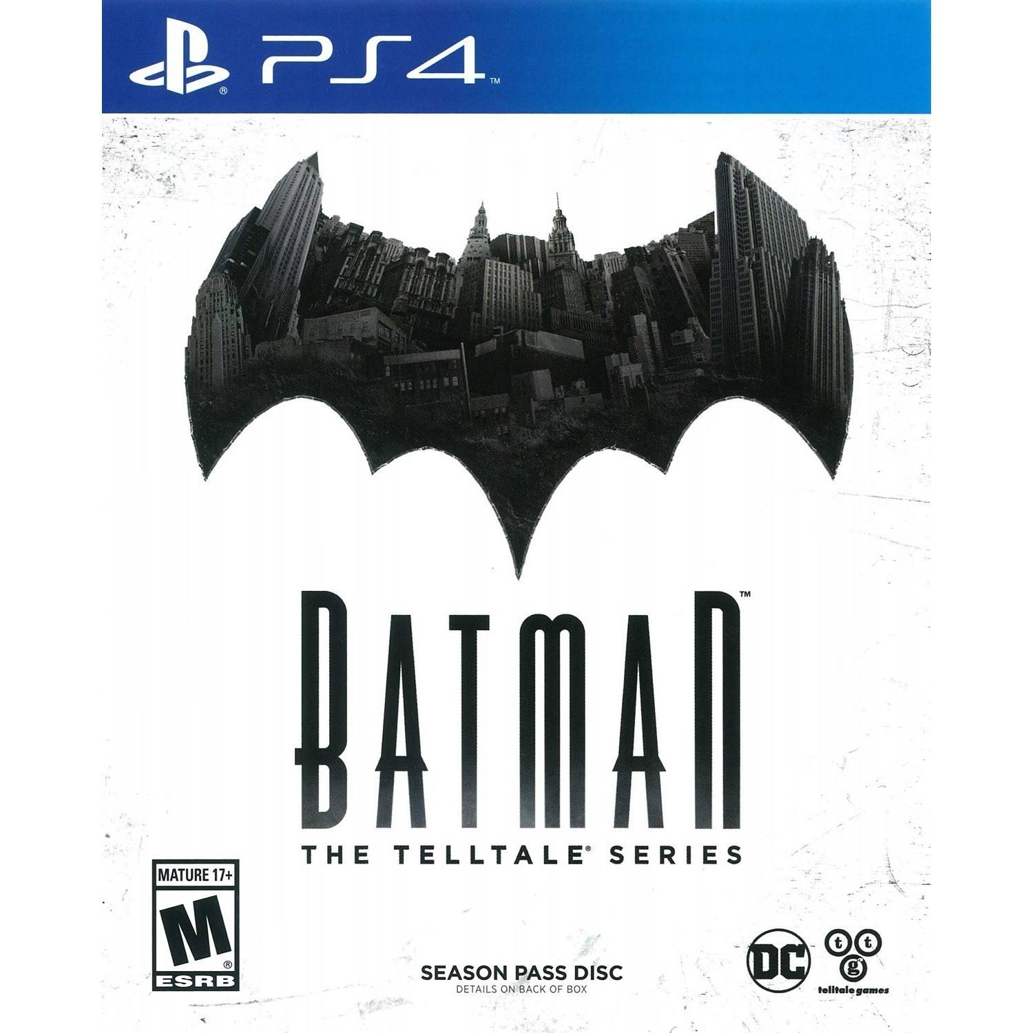 Batman: The Telltale Series - PlayStation 4