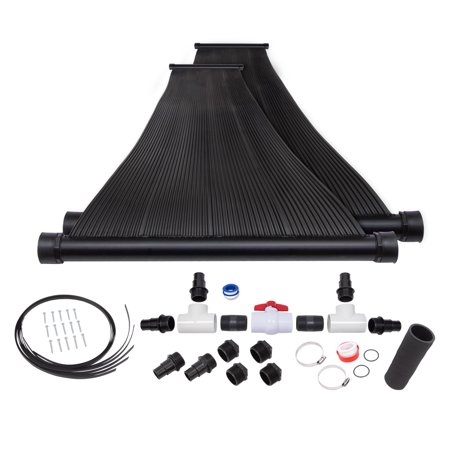 2 2 X12 Sunquest Solar Pool Heater With Diverter And Roof