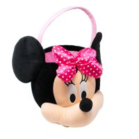 Disney - Disney Minnie Jumbo Plush Basket