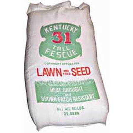 The Dirty Gardener Kentucky 31 Tall Fescue Grass Seed - 25 Pounds