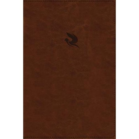 NKJV, Spirit-Filled Life Bible, Third Edition, Imitation Leather, Brown, Indexed, Red Letter Edition, Comfort Print : Kingdom Equipping Through the Power of the Word
