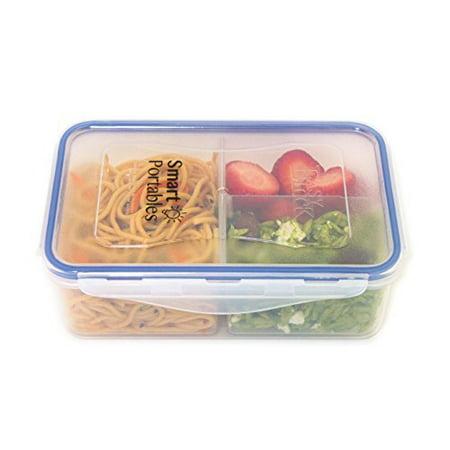smart portables meal prep container 38 oz portion. Black Bedroom Furniture Sets. Home Design Ideas