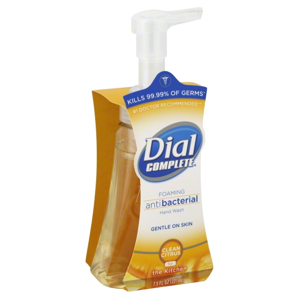 Henkel Dial Complete Hand Wash, 7.5 oz