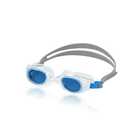 Classic Goggles (Speedo Recreation Hydrospex Classic Swim Swimming Goggles - Light Blue, One Size)