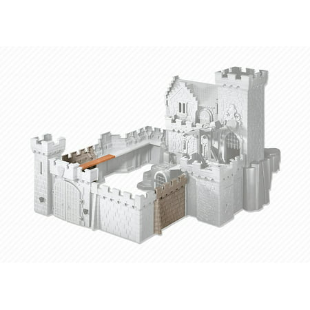 Playmobil Add-On Series - Wall extension for Royal Lion Knight's Castle and Hawk