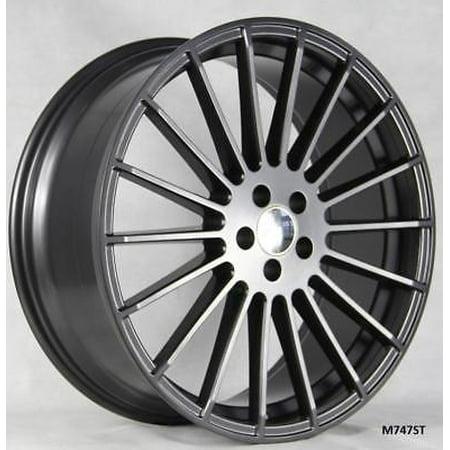 22'' wheels for AUDI SQ5 QUATTRO 2014 & UP 22x9