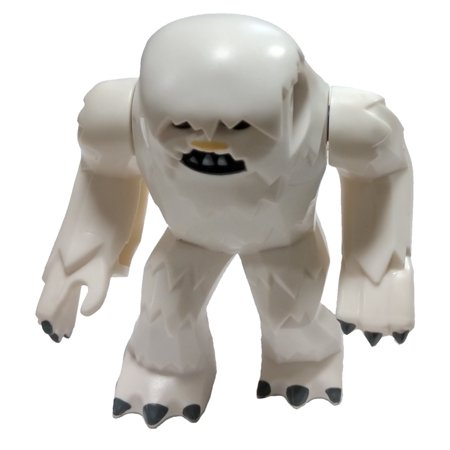 LEGO Star Wars Empire Strikes Back Wampa Minifigure [Without Horns] [No Packaging]