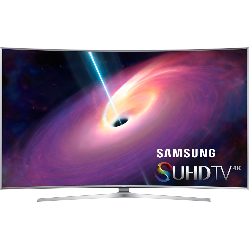 Samsung UN65JS9500 - 65-Inch Curved 4K 120hz Ultra SUHD Smart 3D LED HDTV