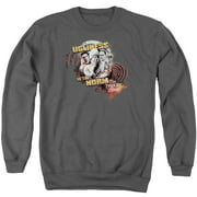 Twilight Zone The Norm Mens Crewneck Sweatshirt