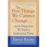 The Five Things We Cannot Change - eBook