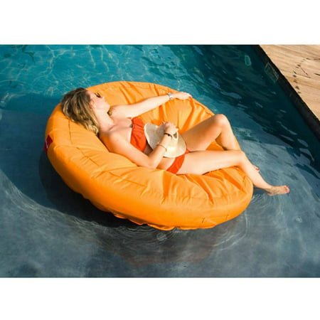 Swimline SunSoft Circular Inflatable Pool Float