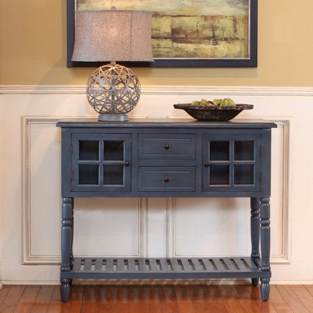 - Morgan Two Door Console Table