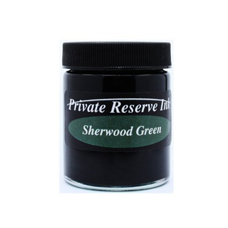 Private Reserve Ink 66ml Bottle Fountain Pen Ink - Sherwood Green