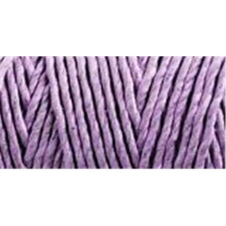 Hemp Cord Spool 20No. 205 ft. -Pkg-Lavender
