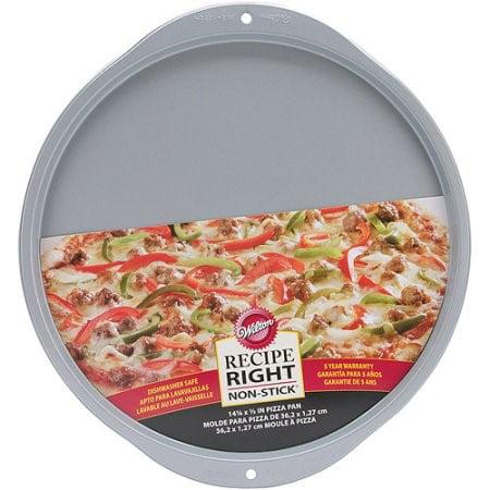 Wilton Recipe Right Pizza Pan, 14.25 in.