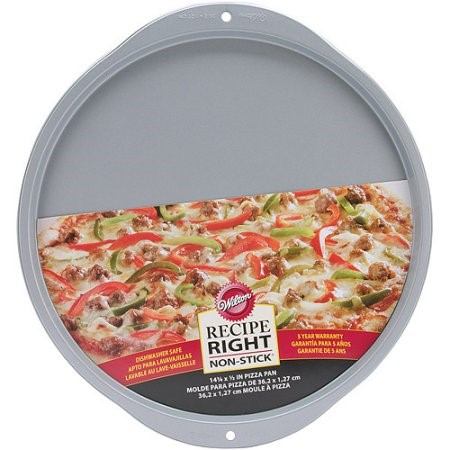 Wilton Recipe Right Pizza Pan, 14.25 in.