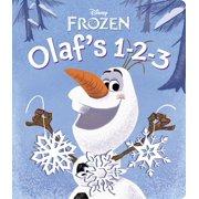 Olafs 1 2 3 (Board Book)