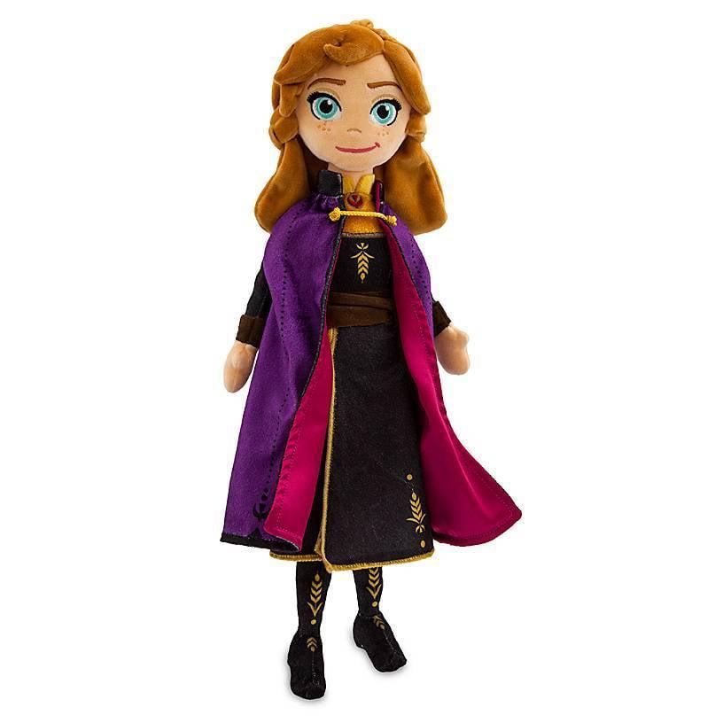 Disney Frozen 2 Anna Plush Doll