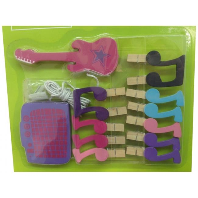 Creative Motion 13731 Wall Hanging Decor - Motion Guitar