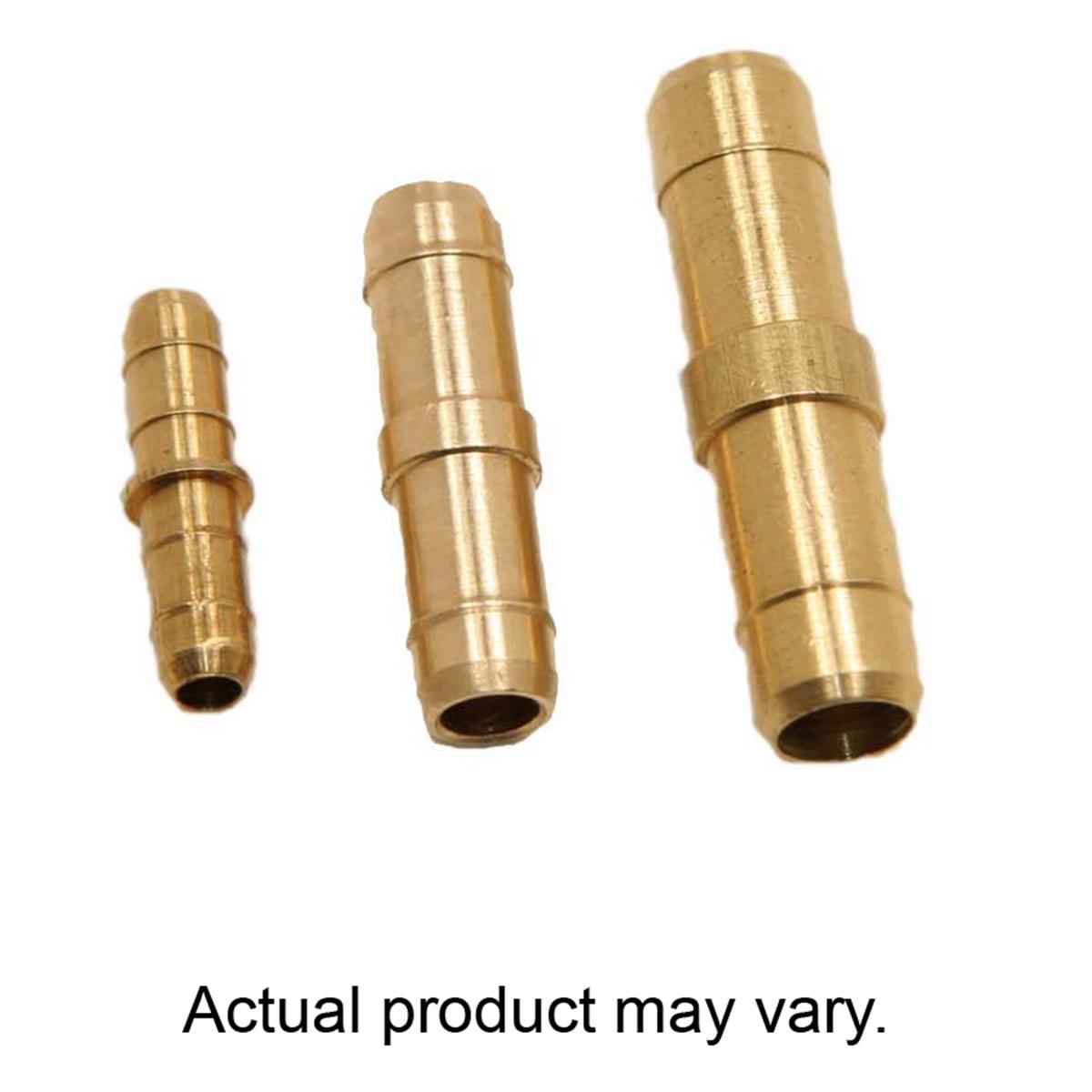 Brass Fuel Line Splice Joiner