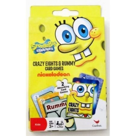 Spongebob Squarepants Halloween Games Nick (Dora the Explorer 2 Card Games Go Fish and Crazy)