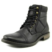 Call It Spring Galirede Men  Round Toe Synthetic Black Boot