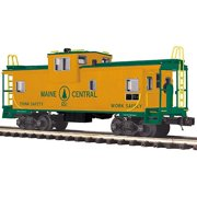 MTH 20-91424 O Extended Vision Caboose, MEC Multi-Colored