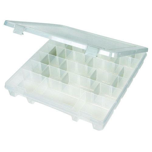 ArtBin Tarnish Inhibitor Super Satchel Slim Box With Eight Compartments in Translucent