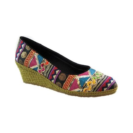 Wholesale Exotic Dancer Shoes (Women's Beacon Shoes Exotic Espadrille)