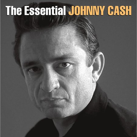 Johnny Cash - The Essential Johnny Cash - Vinyl