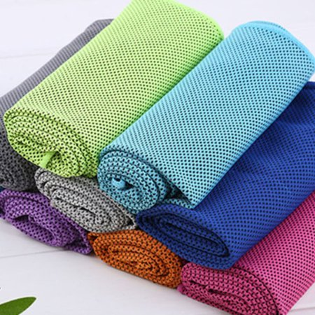Summer Artifact Fitness Sports Cold Cooling Ice Towel Gift Artifact Ice Towel - image 2 of 7