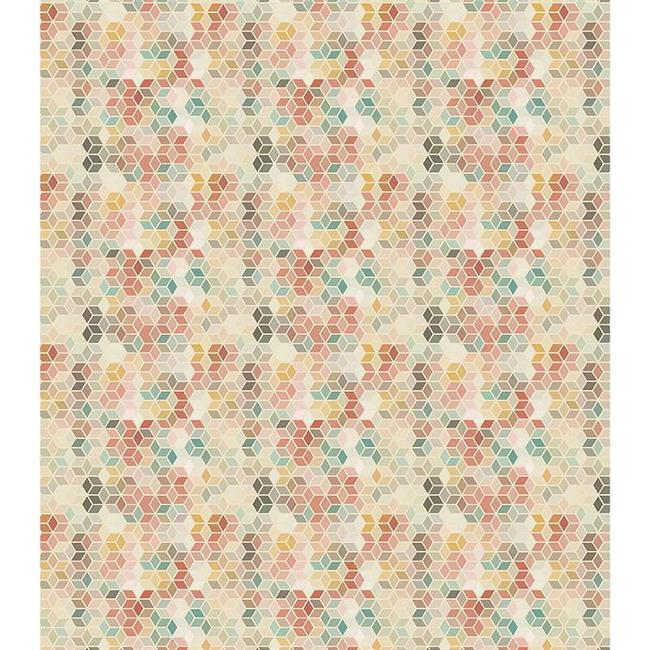 Decoupage Papers 13.75 x 15.75 in. 3 Pack - Retro 3