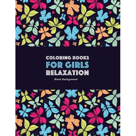 Coloring Books for Girls - Halloween Coloring Pages For Girls