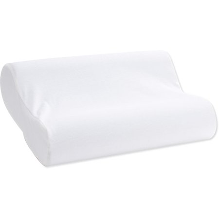 eco friendly memory foam contour pillow