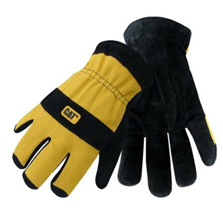 Cat012222x Lined Split Leather Palm Glove -