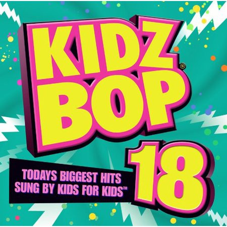 Kidz Bop, Vol. 18 (CD) - Kidz Bop This Is Halloween