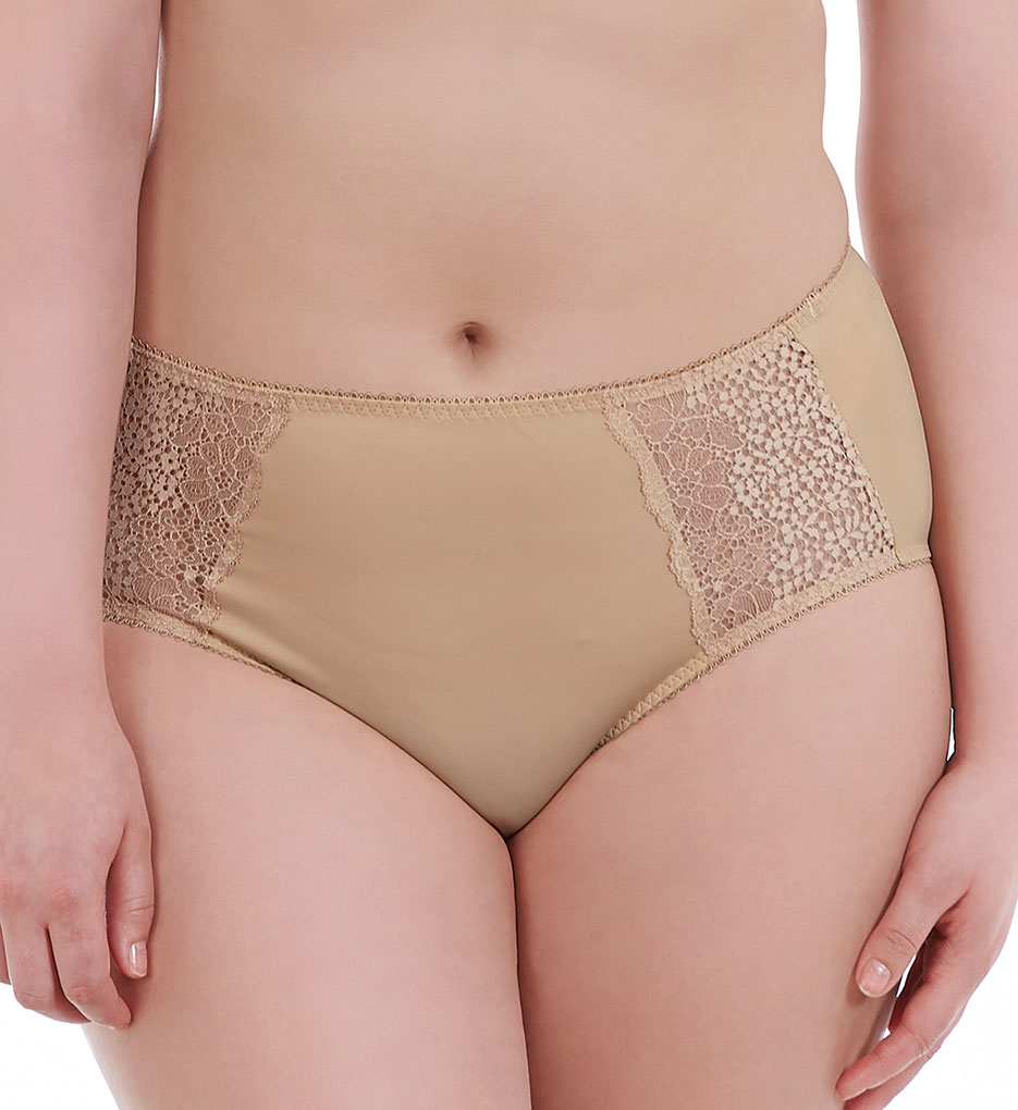 Goddess GD5005 Michelle Smooth Matte Stretch Brief Panty